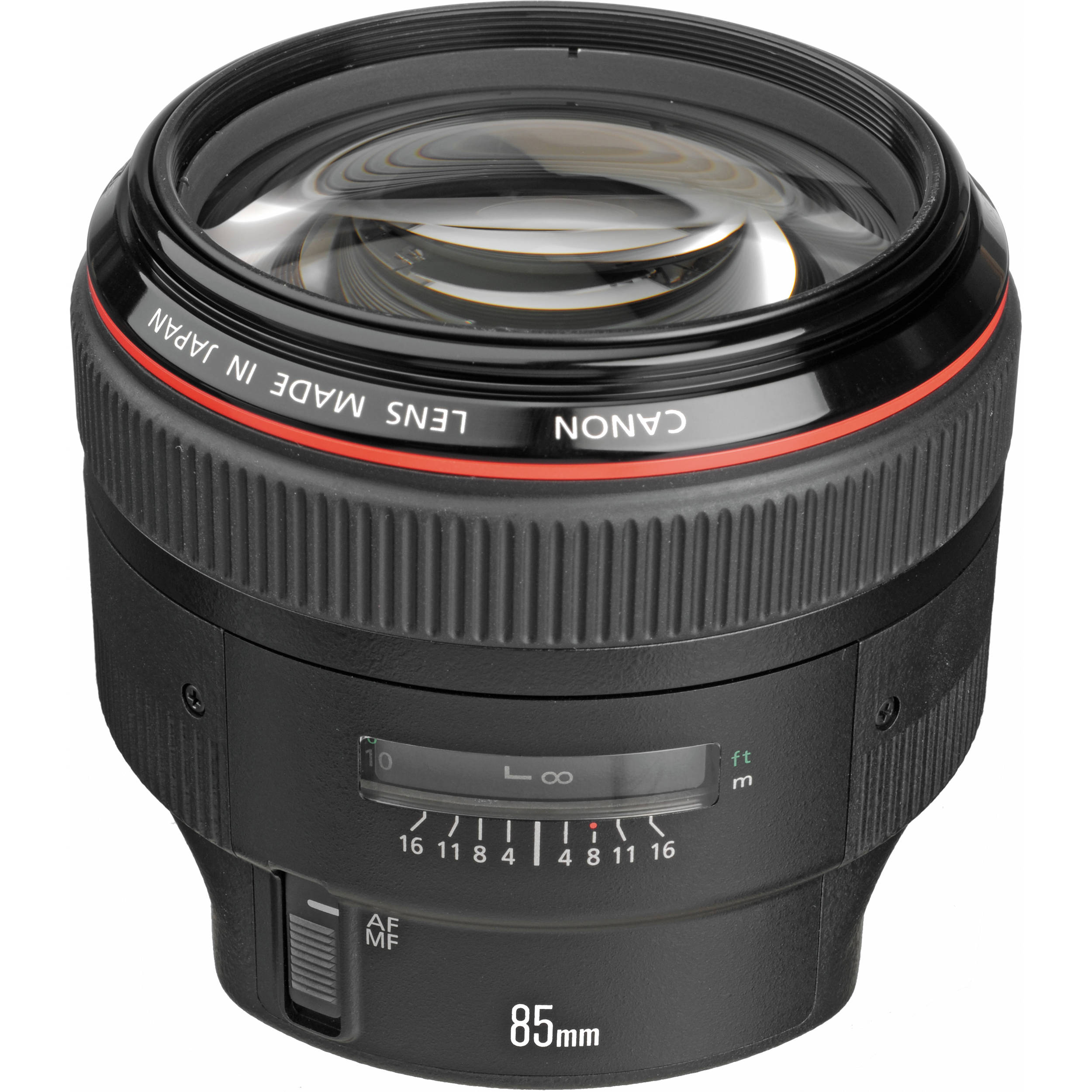CANON EF 85mm f/1.2 L IS USM