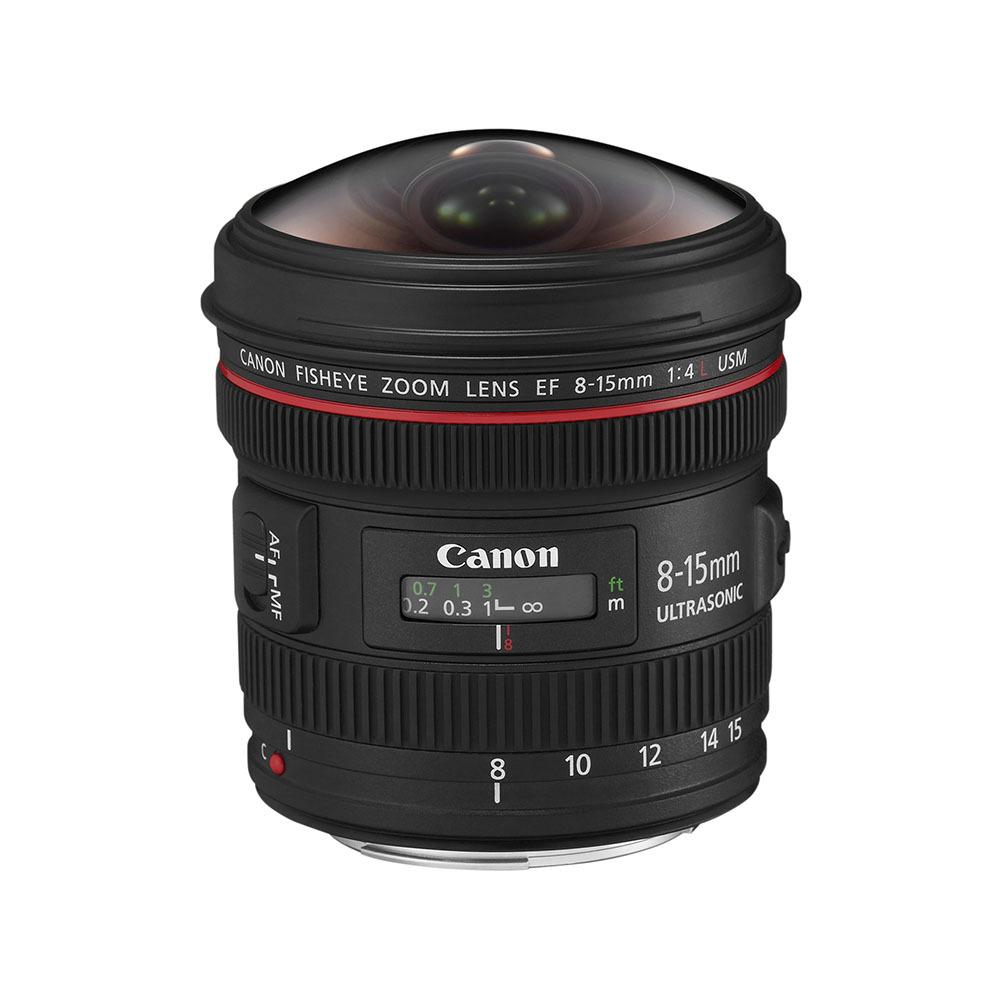 CANON EF 8-15mm f/4 L