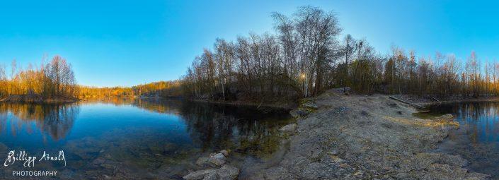"""Panorama """"Grube Cox"""""""
