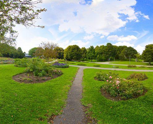 """Panorama """"Westpark"""""""